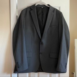 Haggar-dark gray suit jacket